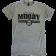 Austin Moody Unisex Ash Tee