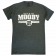 Austin Moody Unisex Heather Charcoal Tee