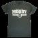 Austin Moody Unisex Heather Charcoal Tee